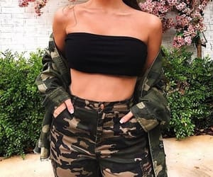 army, fashion, and clothes image