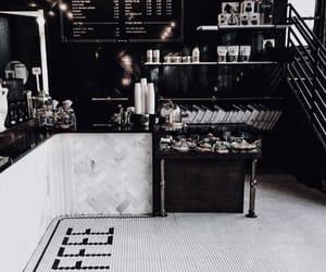 cafe, caffeine, and decor image