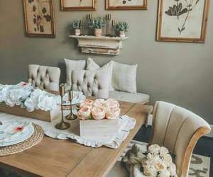 design, dining room, and diy image
