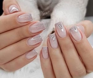 nails, beauty, and style image