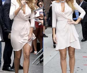 beauty, blake lively, and outfit image