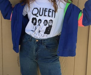 alternative, windbreaker, and Freddie Mercury image