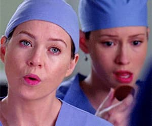 Action, ellen pompeo, and greys anatomy image