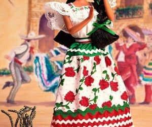 barbie and méxico image