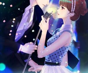 alternative, anime, and couple image