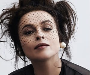 girl, helena bonham carter, and pretty image