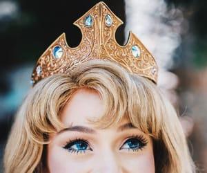 disney, princess, and crown image