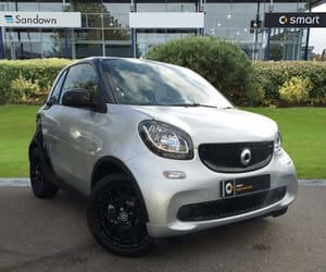 smart fortwo, smart fortwo for sale, and smart car for sale image