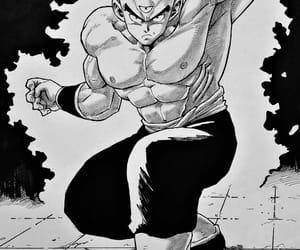 dragon ball, manga, and tien image
