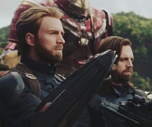 Marvel, Avengers, and captain america image