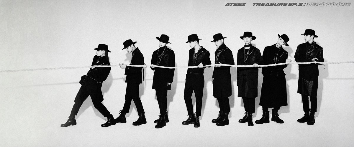 Image In Ateez Collection By Lauryn Cnv On We Heart It
