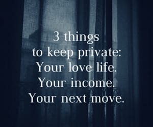 life, love life, and private image