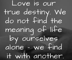 alone, quotes, and black and white image