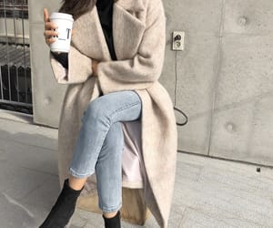 aesthetic, beige, and chic image