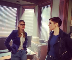 sisters, superhero, and chyler leigh image