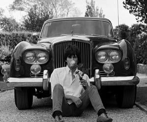 Bentley, Keith Richards, and knife image