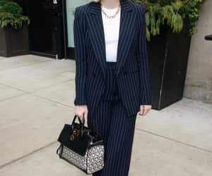 suit and lucy hale image