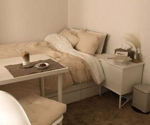 beige, room inspo, and beige room image