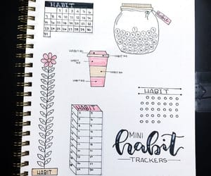 inspiration, organization, and planner image