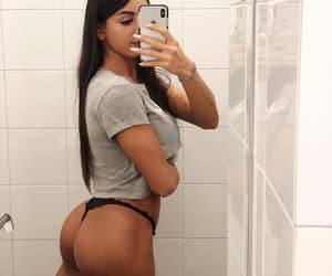 butt, fit, and sexy image