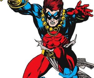 comics, justice league, and dc comics image