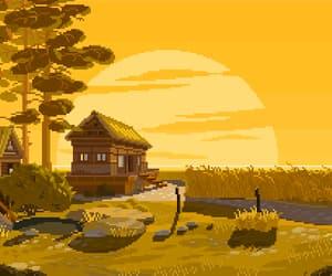 animation, anime world, and art work image