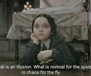 quotes and wednesday addams image
