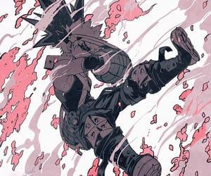 boku no hero academia and bakugou image