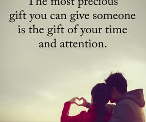 and, attention, and gift image
