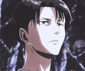 aesthetic, icons, and levi image