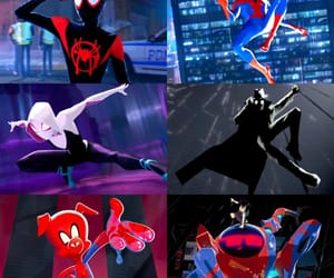 Marvel, peter parker, and gwen stacy image