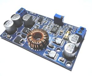 electronics, power, and boost converter image