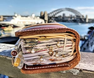 journal, organisation, and travel image