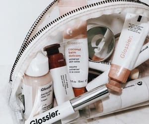makeup, glossier, and cosmetics image