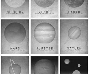 planet, universe, and space image