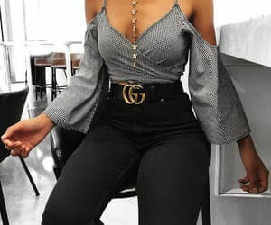 belt, gg, and blogger image