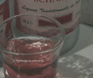 pink, alcohol, and aesthetic image
