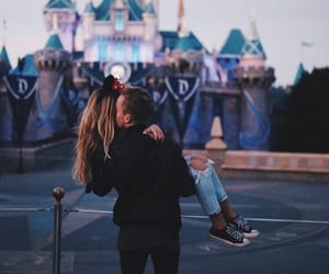 couple, disney, and Relationship image