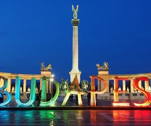 budapest and home image