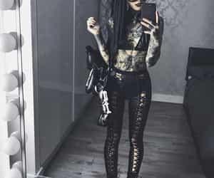 slim girl image