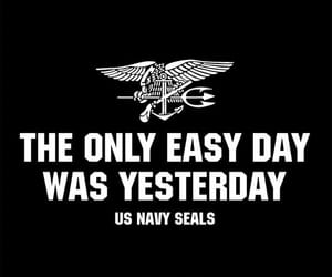 army, quote, and seal image