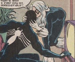 love, comic, and spiderman image