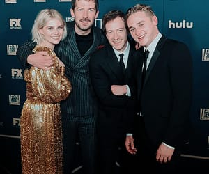 ben hardy, lucy boynton, and joe mazzello image