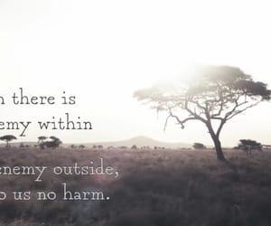 peace, no harm, and selflove image