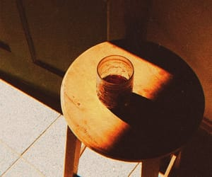 coffee, yellow, and cozy image