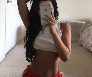 body, fashion, and kylie jenner image