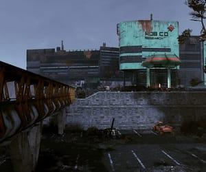 abandoned, apocalypse, and disrepair image