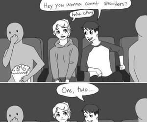 funny picture and want to count shoulders image
