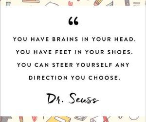 direction, inspiring, and Dr. Seuss image