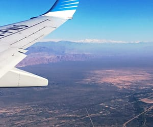 airplane, argentina, and city image